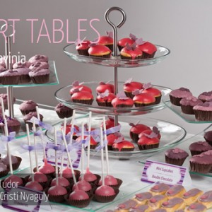 Violet Lavinia Dessert Table