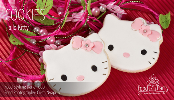 Cookies Hello Kitty