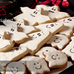 Cookies Halloween Mini Ghost