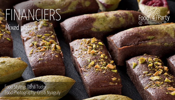 Financiers Mixed Platters 1 Cocoa