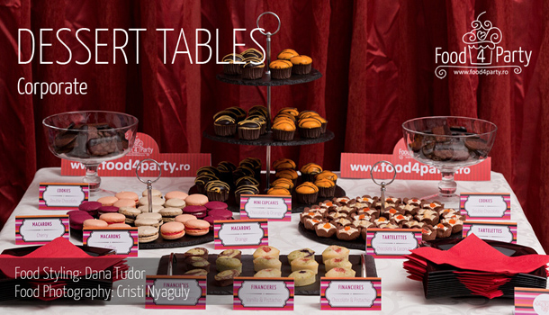 Dessert Table Corporate H