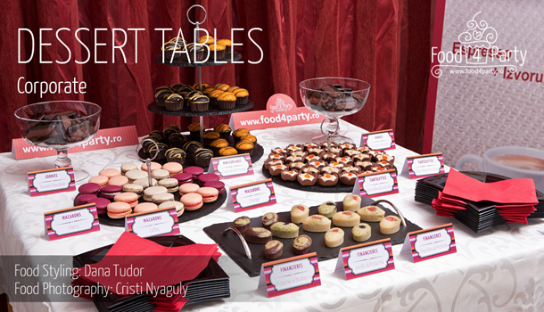 Dessert Table Corporate H