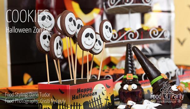 Cookies Halloween Zombie