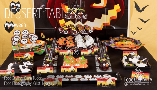 Dessert Table Halloween